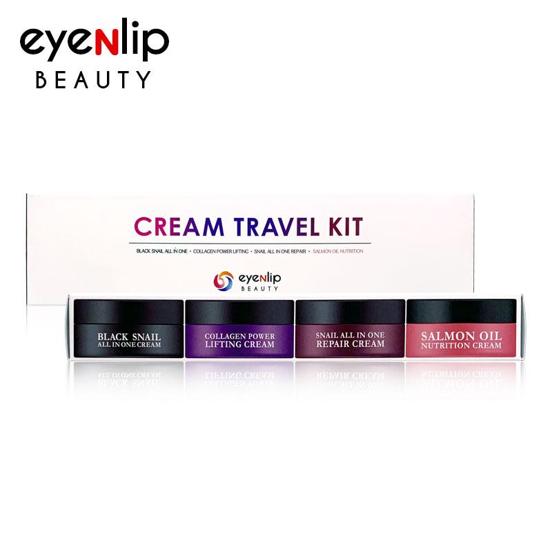 [EYENLIP] Cream Travel Kit (15ml * 4pcs) (Weight : 145g)