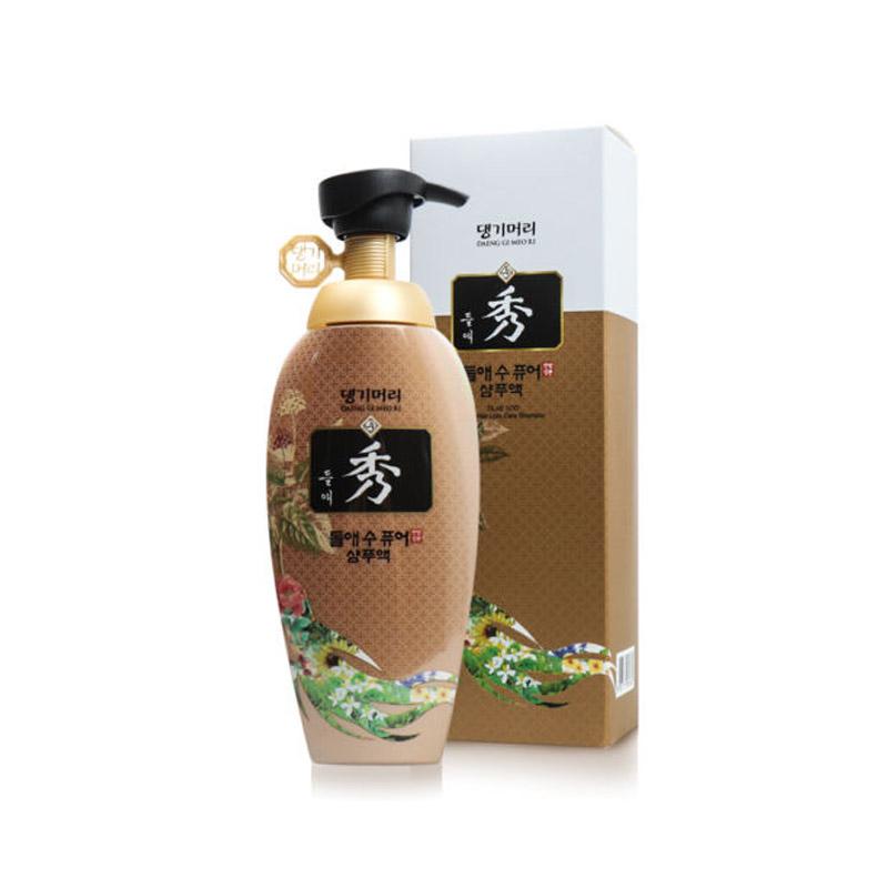 [DAENG GI MEO RI] DLAE SOO Pure Hair Loss Care Shampoo 400ml (Weight : 558g)