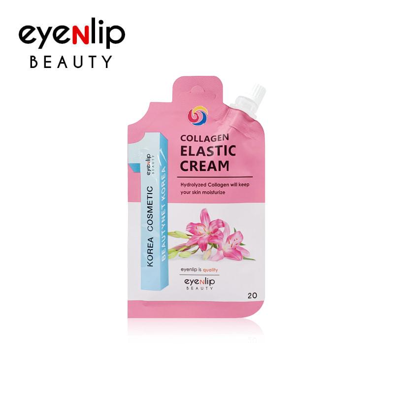 [EYENLIP] Collagen Elastic Cream 20g (Weight : 26g)