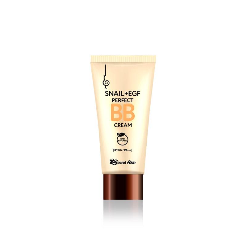 [SECRETSKIN] Snail+EGF Perfect BB Cream 50ml (Weight : 74g)