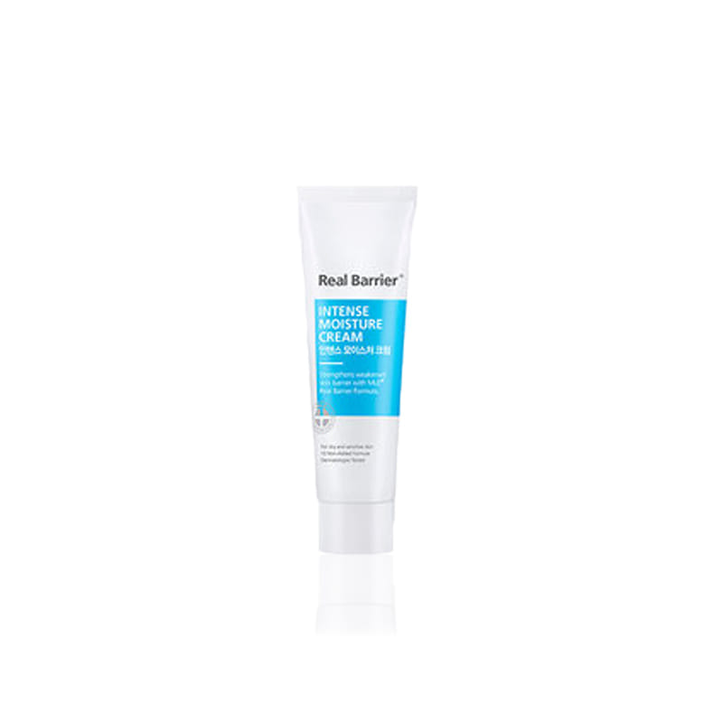 [REAL BARRIER] Intense Moisture Cream 10ml [Sample] (Weight : 15g)
