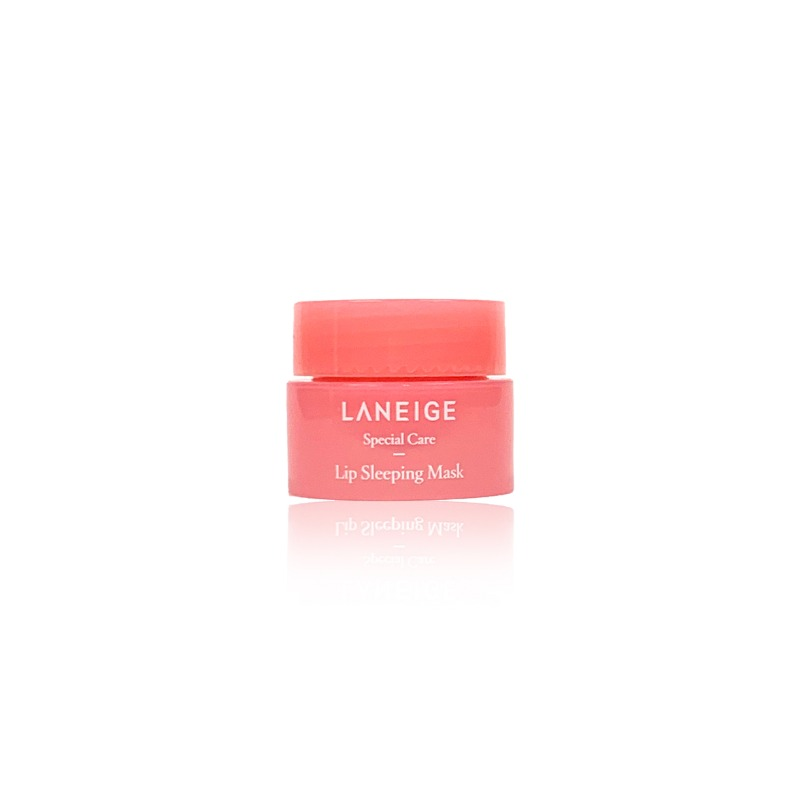 [LANEIGE] Lip Sleeping Mask 3g [Sample] (Weight : 12g)