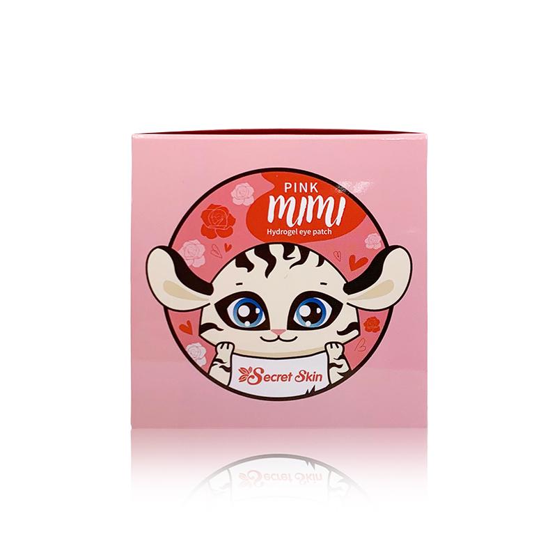 [SECRETSKIN] Pink Mimi Hydrogel Eye Patch 1.4g*60ea (Weight : 193g)