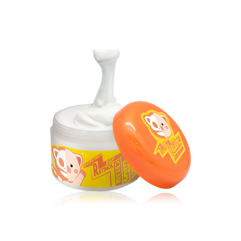[ELIZAVECCA] MILKY PIGGY Egf Elastic Retinol Cream 100g (Weight : 168g)
