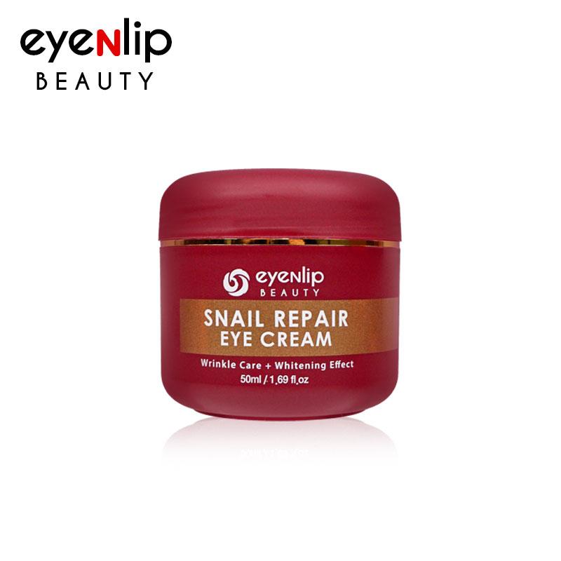[EYENLIP] Snail Repair Eye Cream 50ml (Weight : 101g)