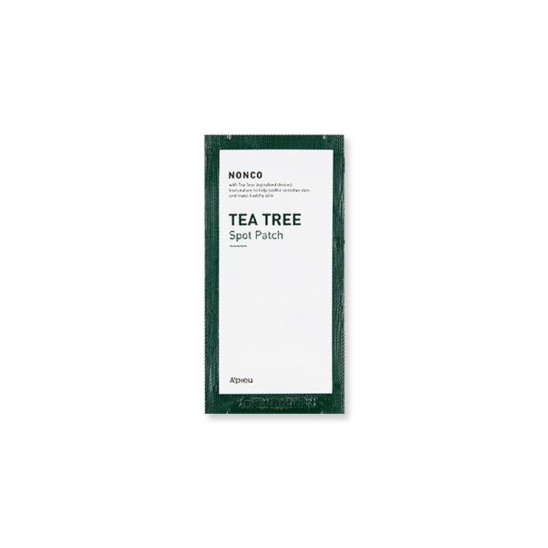 [A'PIEU] New Nonco Tea Tree Spot Patch 1ea (Weight : 1g)