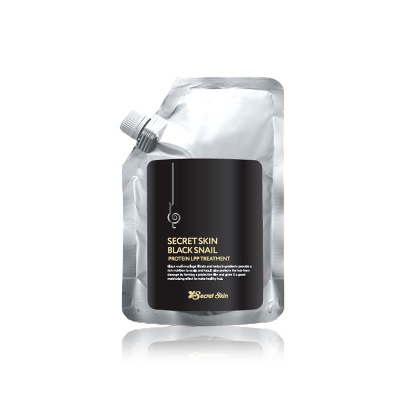 [SECRETSKIN] Black Snail Protein Lpp Treatment 480g (Weight : 522g)