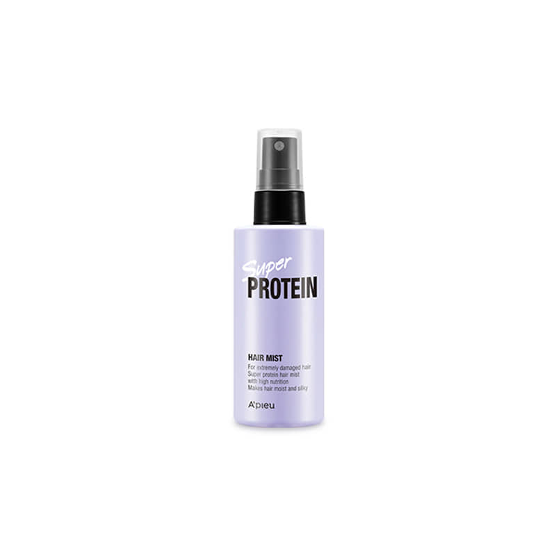 [A'PIEU] New Super Protein Hair Mist 105ml (Weight : 126g)
