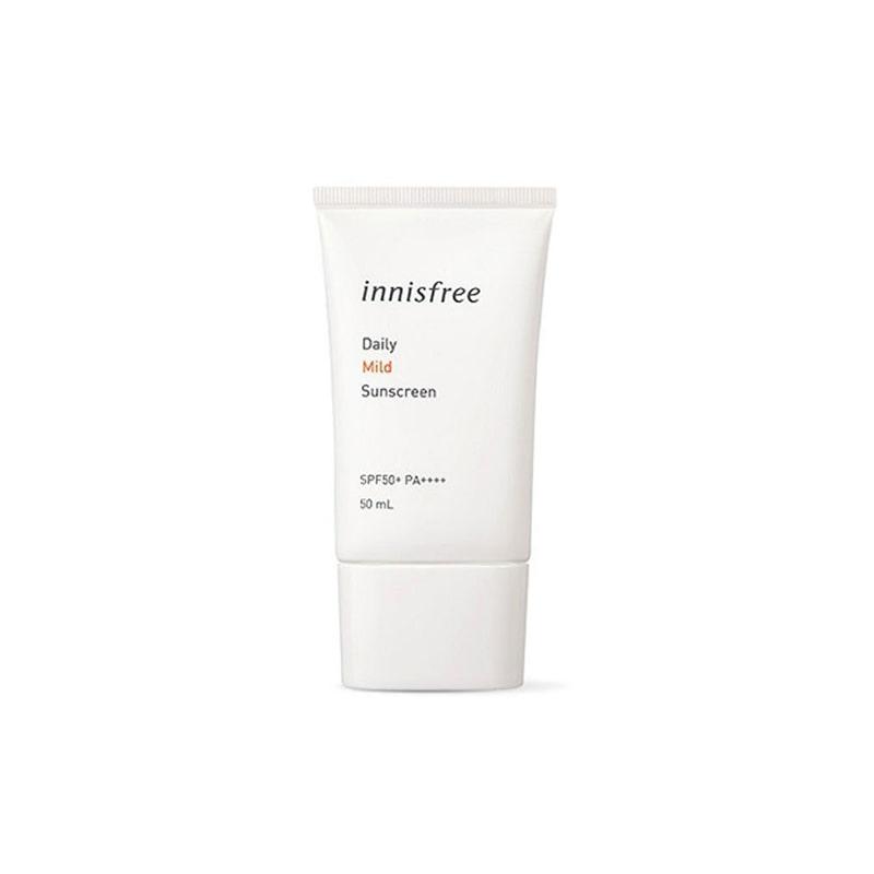 [INNISFREE] Daily Mild Sunscreen 50ml (Weight : 83g)