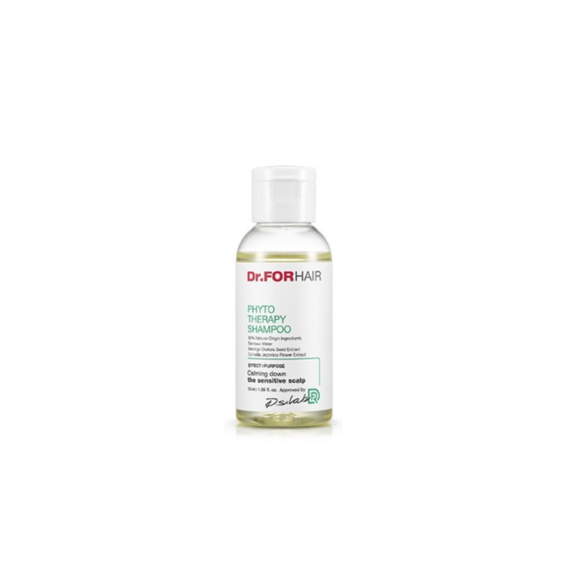 BIG SALE - [Dr.FORHAIR] Phyto Therapy Shampoo 50ml [SAMPLE] (Weight : 74g)
