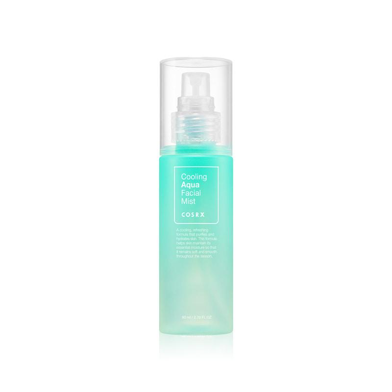 [COSRX] Cooling Aqua Facial Mist 80ml (Weight : 137g)