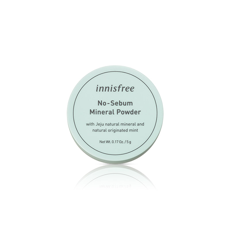 [INNISFREE] No sebum mineral powder (Weight : 29g)