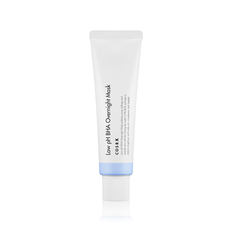 [COSRX] Low pH BHA Overnight Mask 50ml (Weight : 76g)
