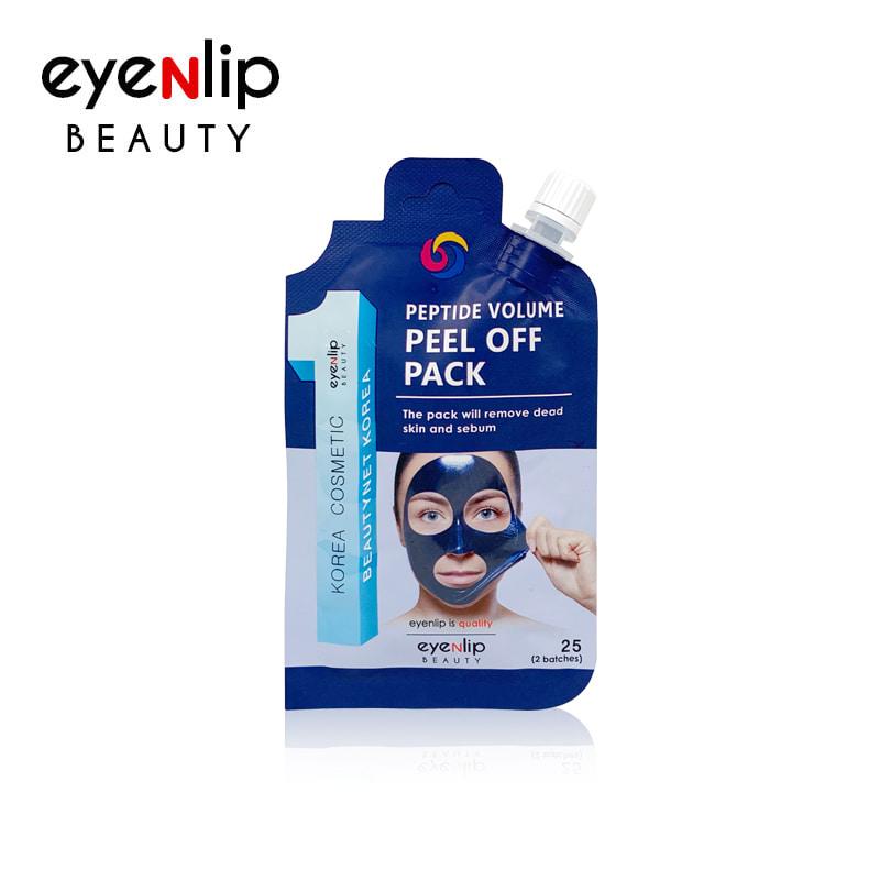 펩타이드 볼륨 필 오프 팩 25g [스파우트 파우치]Peptide Volume Peel Off Pack 25g