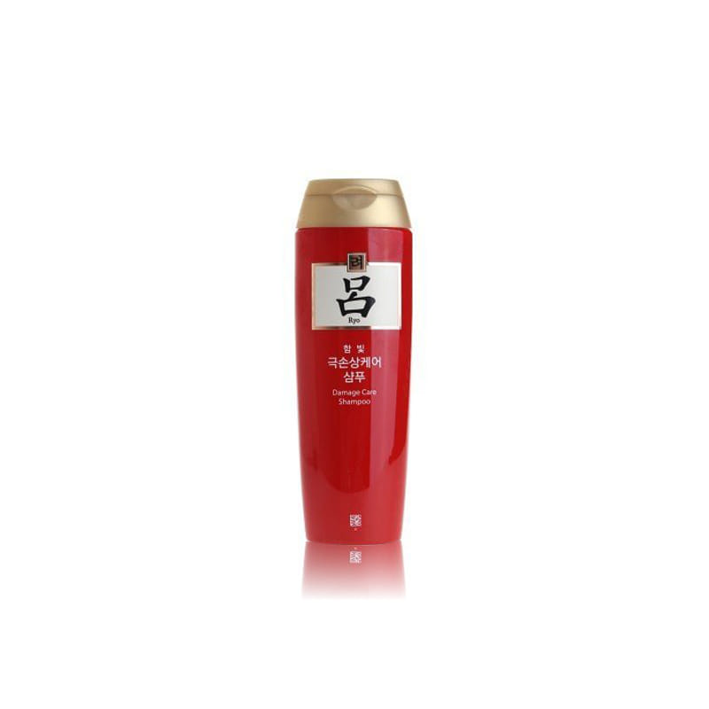 [RYO] Damage Care Shampoo 180ml [Sample] (Weight : 224g)