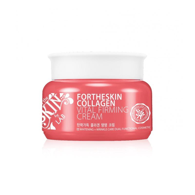 [FORTHESKIN] Collagen Vital Firming Cream 100ml (Weight : 201g)