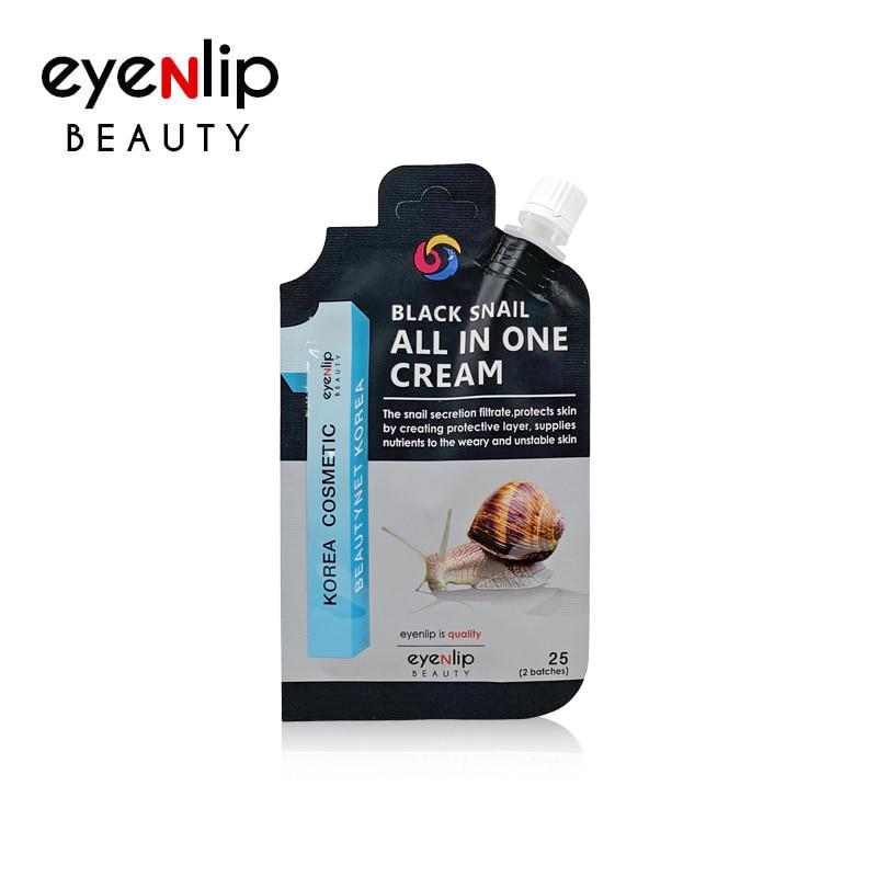 [EYENLIP] Black Snail All In One Cream 25g (Weight : 32g)