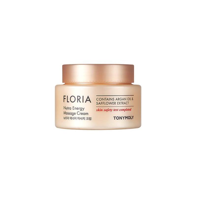 [TONYMOLY] Floria Nutra Energy Massage Cream 200ml (Weight : 254g)