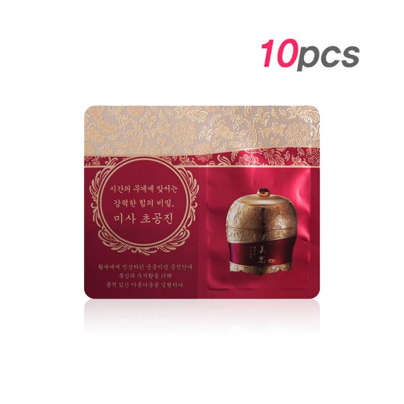 [MISSHA] Cho Gong Jin Eye Cream 1g* 10pcs [sample] (Weight : 37g)