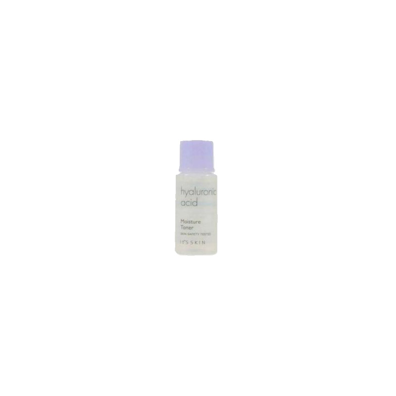 [IT'S SKIN] Hyaluronic Acid Moisture Toner 8ml [Sample] (Weight : 14g)