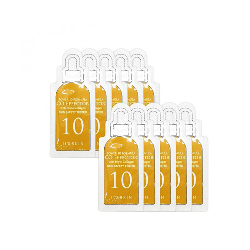 [IT'S SKIN] Power 10 Formula CO Effector 1ml * 10pcs  [Sample] (Weight : 17g)