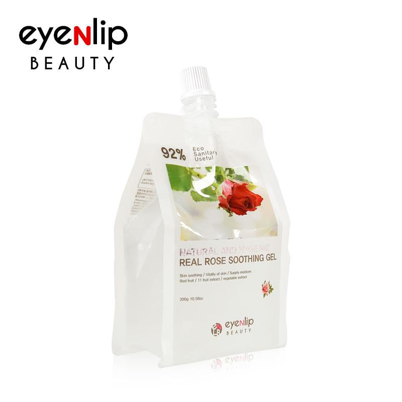 [EYENLIP] 92% Real Rose Soothing Gel 300g (Weight : 323g)