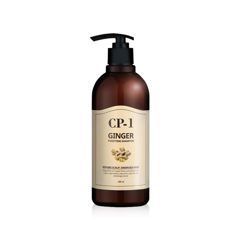 [CP-1] Ginger Purifying Shampoo 500ml (Weight : 608g)