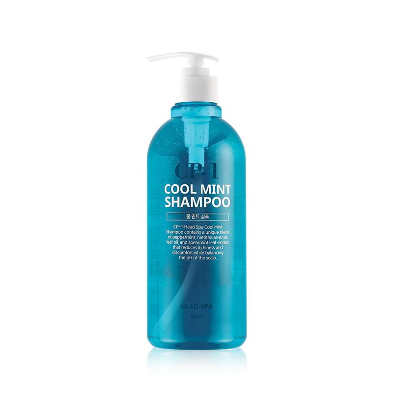 [CP-1] Cool Mint Shampoo 500ml (Weight : 606g)