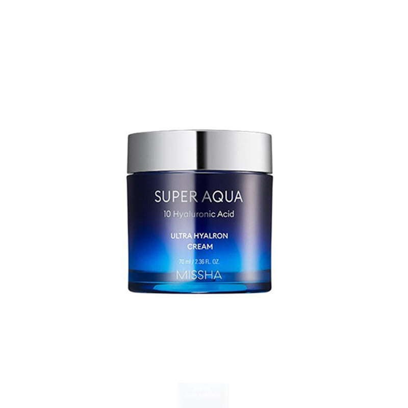 [MISSHA] Super Aqua Ultra Hyalron Cream 70ml (Weight : 191g)