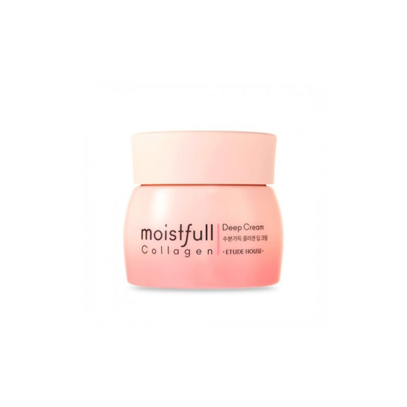 [ETUDE HOUSE] Moistfull Collagen Deep Cream 78ml [Renewal in 2019] (Weight : 179g)