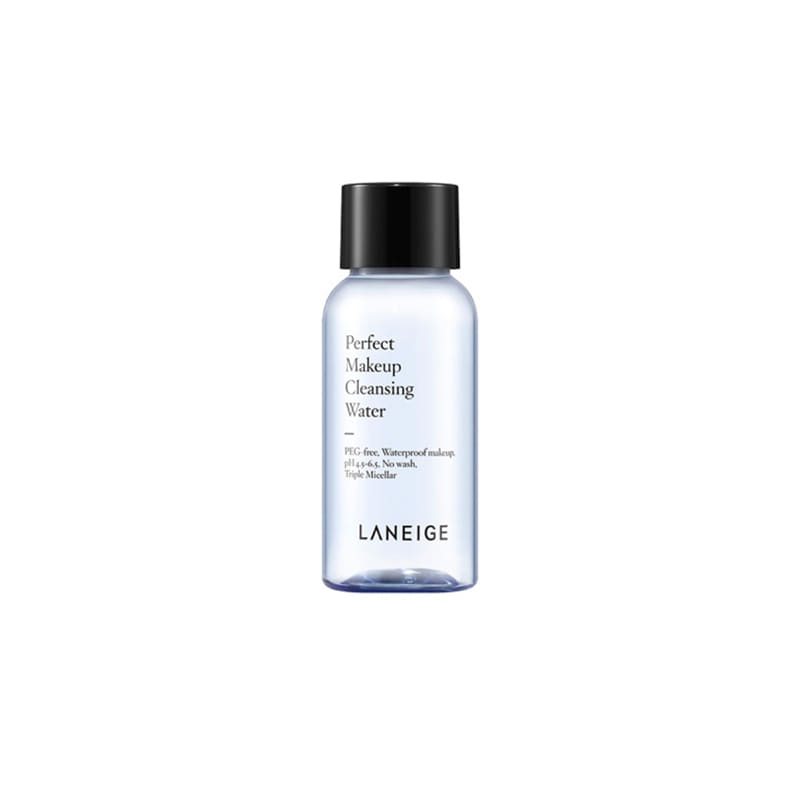 [LANEIGE] Perfect Makeup Cleansing Water 30ml [Sample] (Weight : 43g)