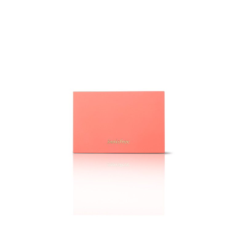 [INNISFREE] My Palette #Coral Collection [Medium] (Weight : 96g) - Own label brand  Beautynetkorea Korean cosmetic