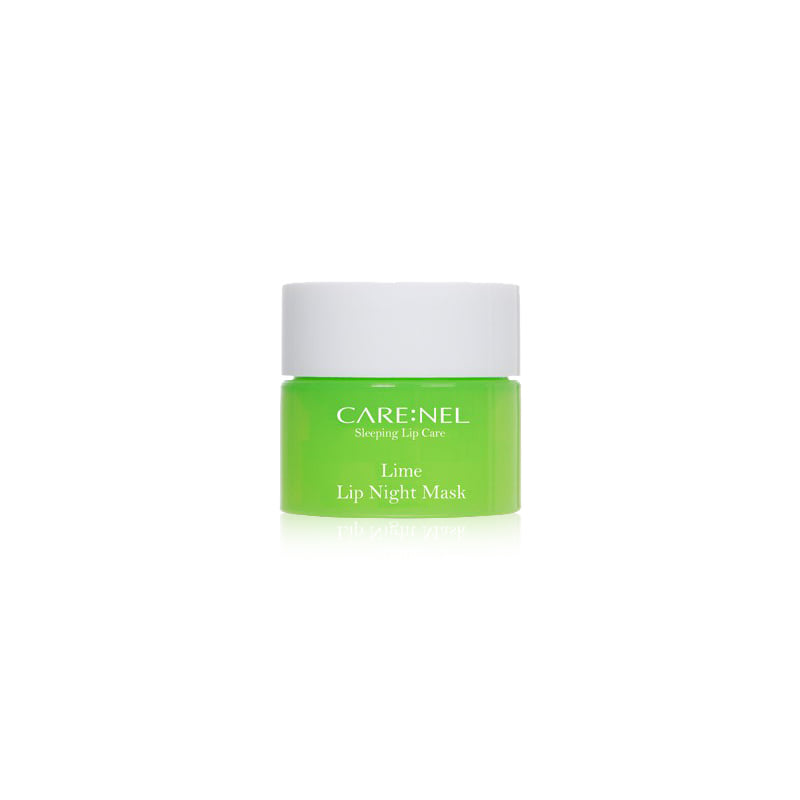 [CARENEL] Lime Lip Night Mask 5g (Weight : 16g)