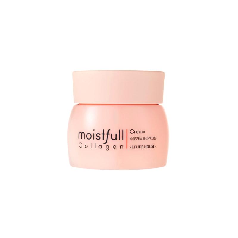 [ETUDE HOUSE] Moistfull Collagen Cream 75ml  [Renewal in 2019]  (Weight : 179g)