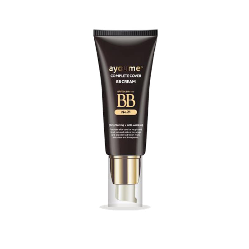 [AYOUME] Complete Cover BB Cream 4 color 50ml (Weight : 87g)