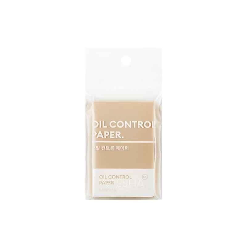[MISSHA] Oil Control Paper  (Weight : 18g)