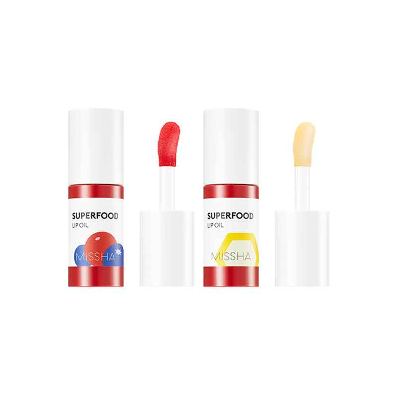 [MISSHA] Superfood Lip Oil 5.2g (Weight : 32g)