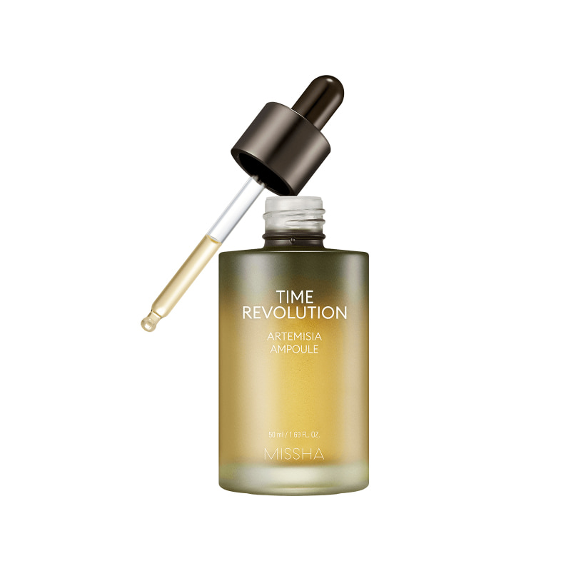 [MISSHA] Time Revolution Artemisia Ampoule 50ml (Weight : 212g)