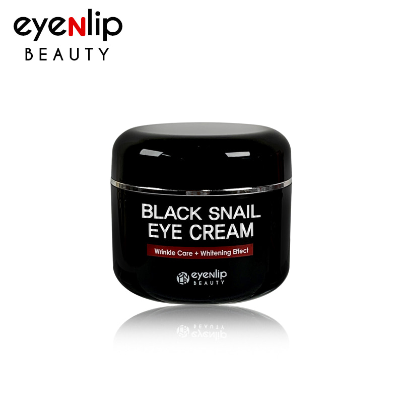 [EYENLIP] Black Snail Eye Cream 50ml (Weight : 100g)