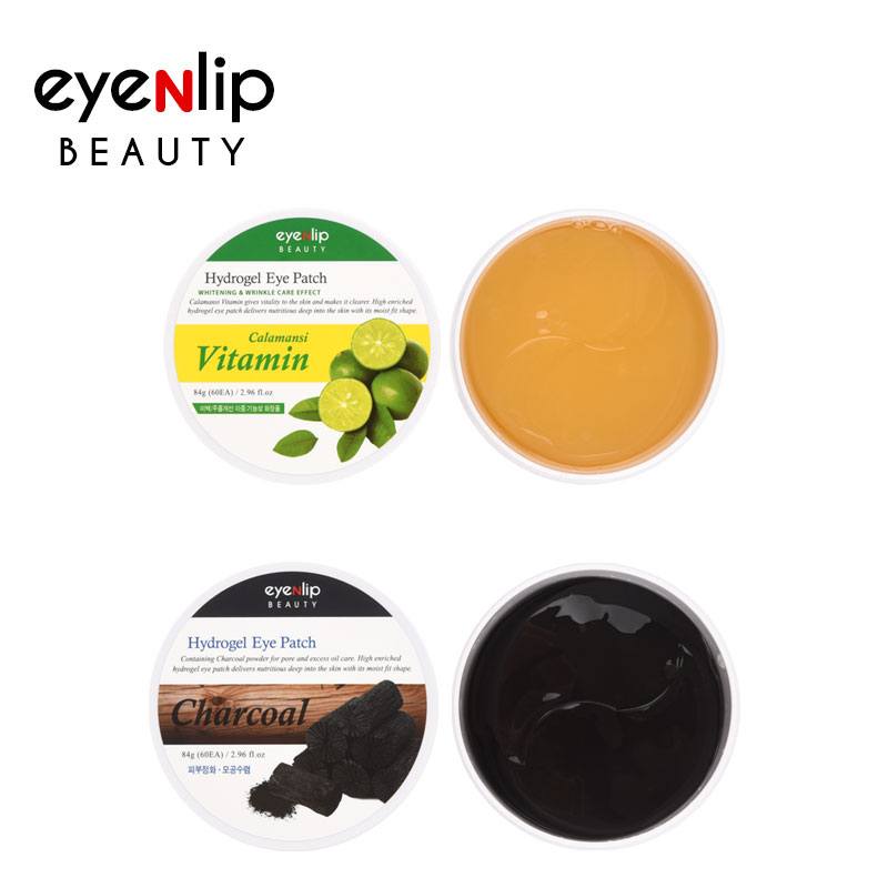 SPECIAL SALE - [EYENLIP] Hydrogel Eye Patch 2 Types 84g(60ea) (Weight : 170g)