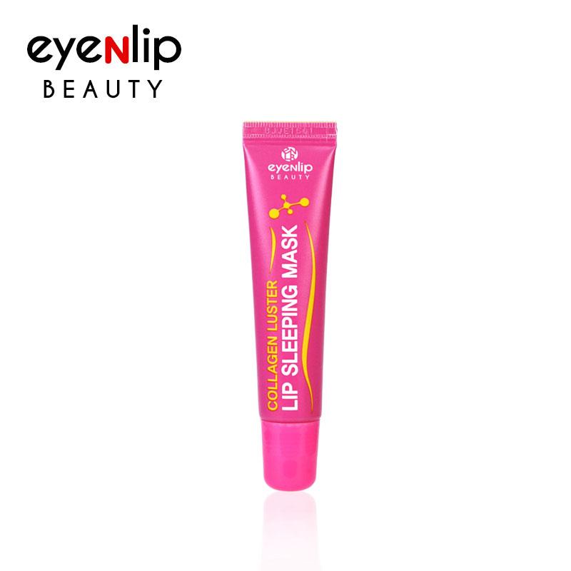 [EYENLIP] Collagen Luster Lip Sleeping Mask 15g (Weight : 27g)