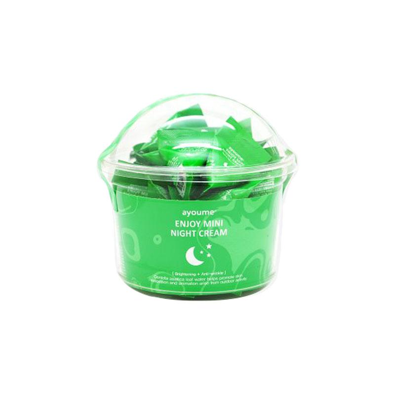 [AYOUME] Enjoy Mini Night Cream 3g*30ea (Weight : 145g)