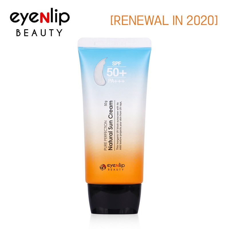 퓨어 퍼펙션 내추럴 선크림 (SPF50+/PA+++) 50gPure Perfection Natural Sun Cream (SPF50+/PA+++) 50g [Renewal in 2020]