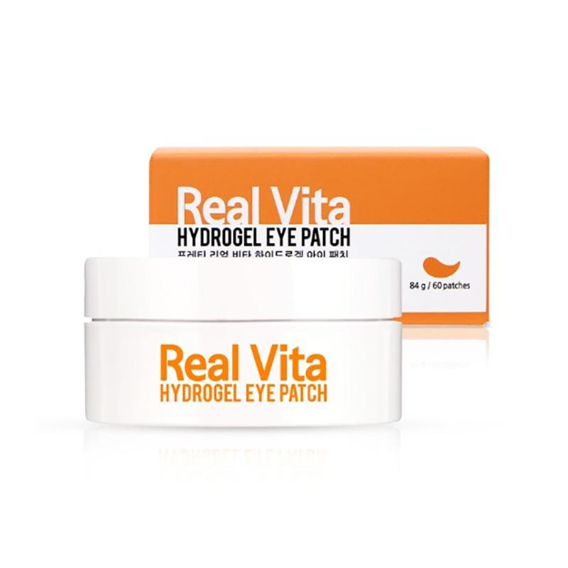 [PRRETI] Real Vita Hydrogel Eye Patch 84g/60sheets (Weight : 30g)