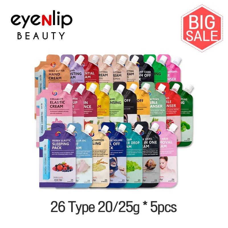 BIG SALE - [EYENLIP] Spout Pouch 26 Type 20/25g * 5pcs (Weight : 160g)