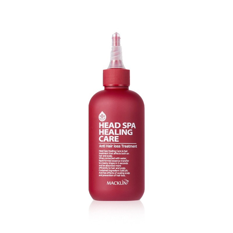 [MACKLIN] Head Spa Healing Care 200ml (Weight : 138g)