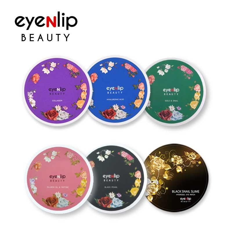 [EYENLIP] Hydrogel Eye Patch 6 Types 84g / 87g (60ea) (Weight : 170g)
