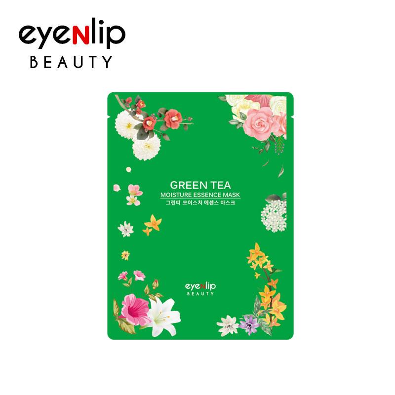 그린티 모이스처 에센스 마스크 25ml 10매Green Tea Moisture Essence Mask 25ml [10pcs]