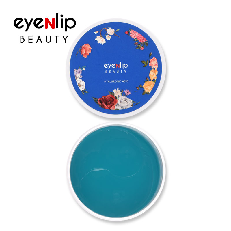 히알루론산 하이드로겔 아이패치 60매Hyaluronic Acid Hydrogel Eye Patch 7 Types 84g(60ea)