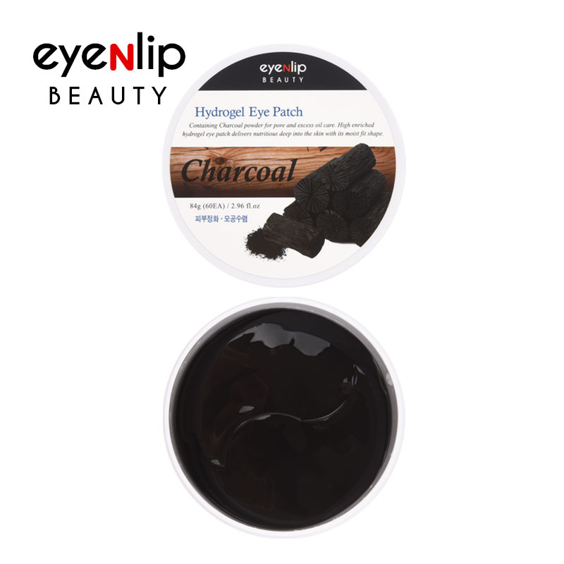 숯 하이드로겔 아이패치 60매Charcoal Hydrogel Eye Patch 7 Types 84g(60ea)